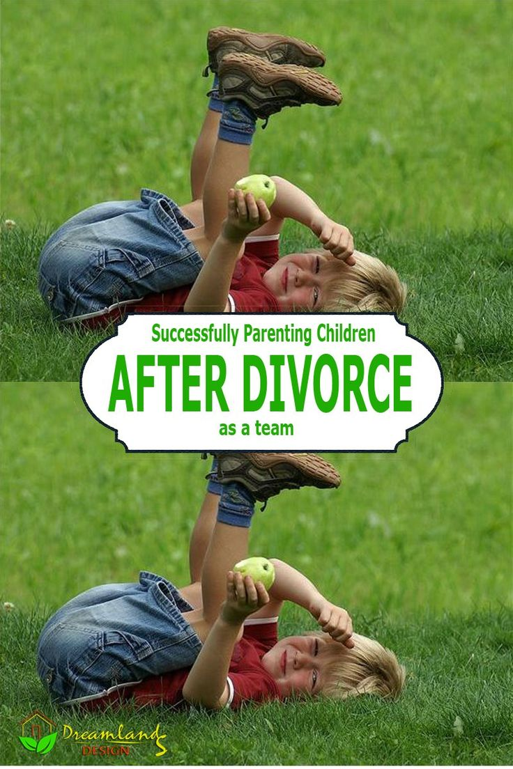 Image of Co-parenting After Divorce, Healthy Relationship Between Divorced Parents