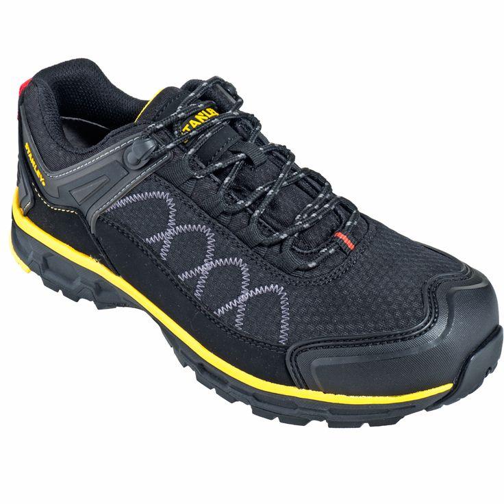 Stanley Boots Men's FSH3161S Black Axe 3-Inch Steel Toe Hiking Boots