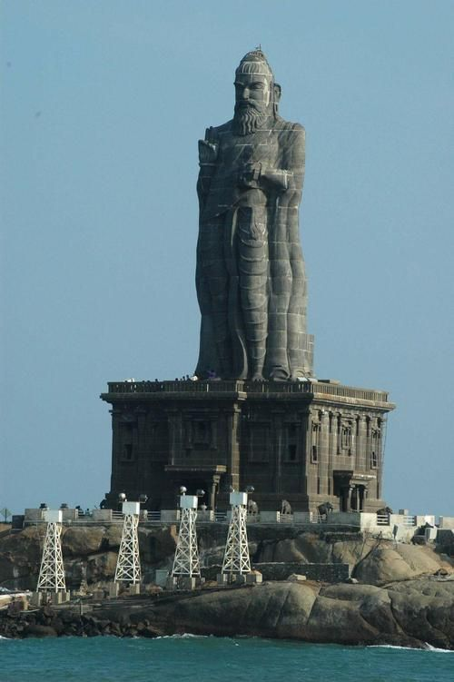 HitFull : Kanyakumari ( The meeting point of three oceans-the Bay of Bengal, the Arabian Sea and the Indian Ocean), Tamilnadu, India - (15 Pictures )