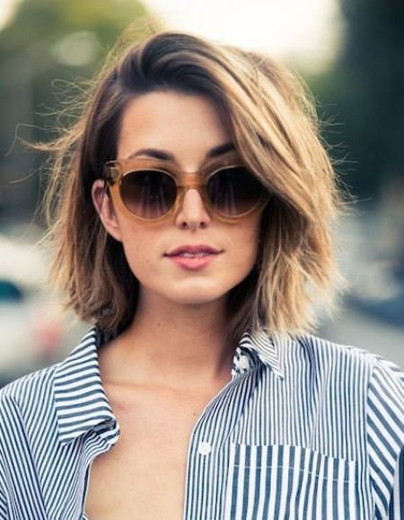 Low Maintenance Haircuts And Styles Hair Inspiration Pinterest