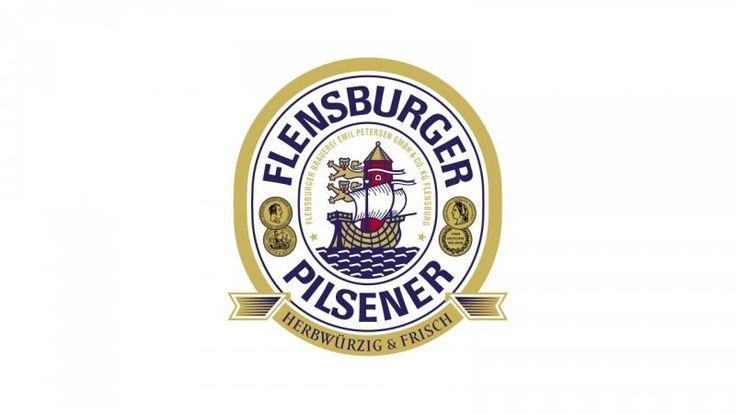 Flensburger Beer Logo