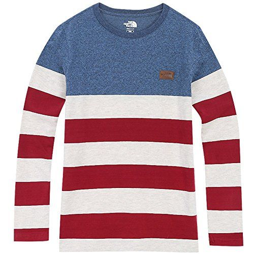 (ノースフェイス) THE NORTH FACE WHITE LABEL LEDBURY L/S R/TEE レッ... https://www.amazon.co.jp/dp/B01M02H77I/ref=cm_sw_r_pi_dp_x_WRp-xbBV4W6S4