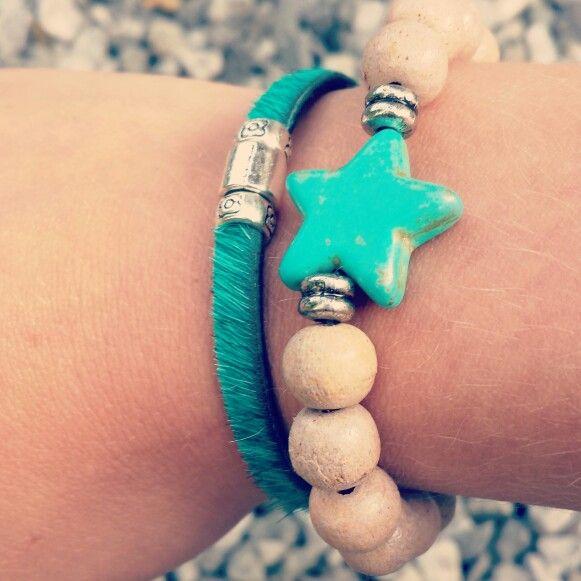Mn armbanden van Bohemian lifestyle http://www.facebook.com/bohemianlifestyle.nl voor meer ownmade ibiza style