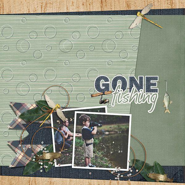 SG161216GoneFishing - Little Ones - Gallery - Scrap Girls Digital Scrapbooking Forum
