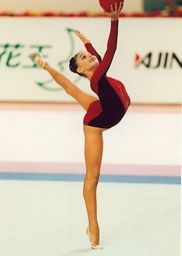 Alina KABAEVA (RUS) Ball