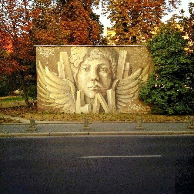 Mural Pinezka  http://goo.gl/maps/55Ye7