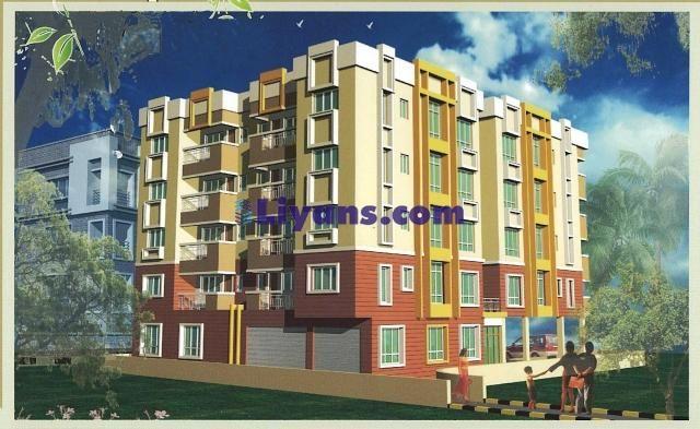 ashdeep Apartment At bablatala, Debi Park, Gopalpur @ g+4, Single Apartment, 24 Hrs. Water Supply, 24 Hrs. Security, Intercom, Cctv, Car Parking, Lift