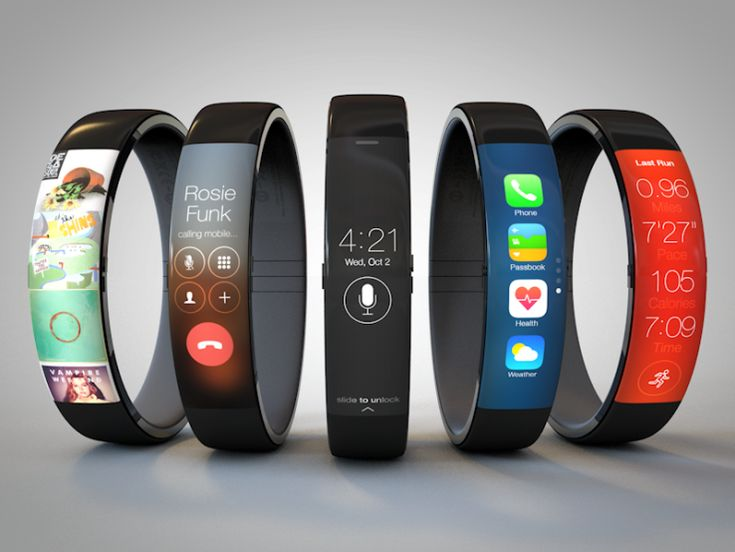 Apple Said To Be Exploring Inductive Charging And Solar Power In iWatch Testing | TechCrunch