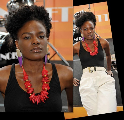 Noisettes – Never Forget You : Sandra Rose