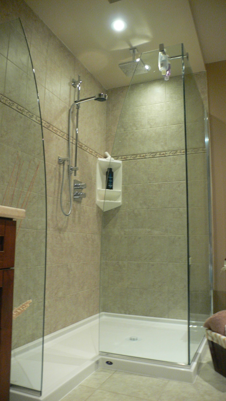 Stall Walk In Shower Without Door By Schweitzer 39 S