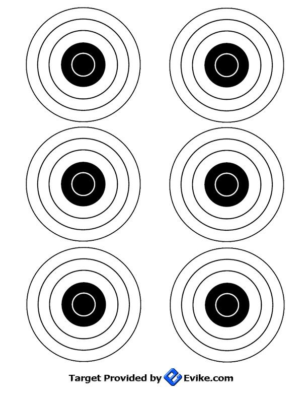 263 best Targets (printable) images on Pinterest