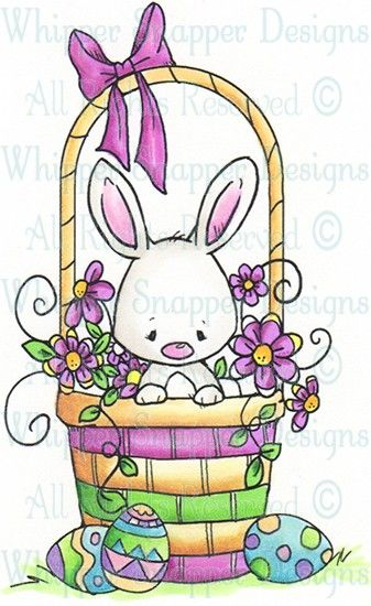 Cute Easter Basket