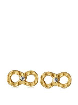 32% OFF Kevia Infinity Post Earrings
