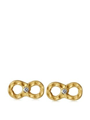 32% OFF Kevia Infinity Post Earrings