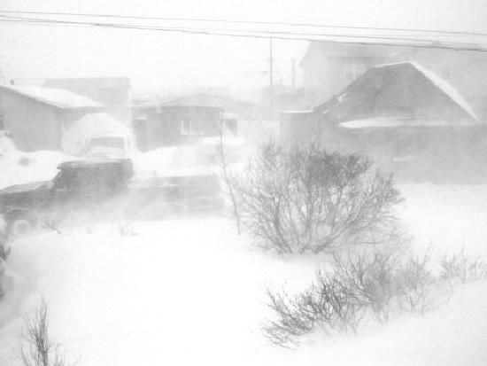 A Blizzard Is A Severe Snowstorm Characterized By Strong