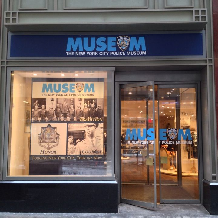 NYC Police Museum in New York, NY