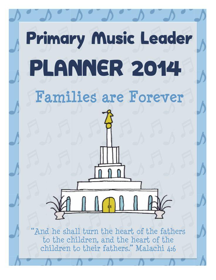 Apenas uma Secretaria: Planejamento para Líder de Música - 2014