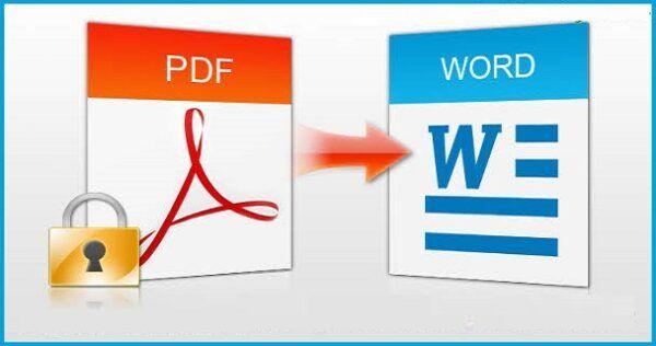 كيفية التحويل من بي دي اف الى وورد تعرف على الطريقة In 2020 Data Entry Projects Jpg To Word Converter App