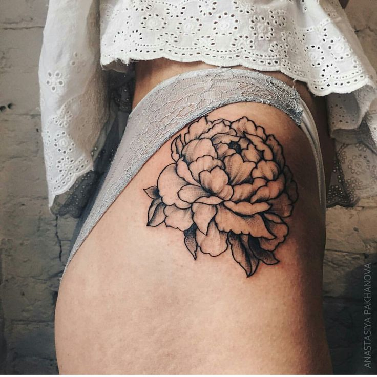 Top 25 Best Hip Tattoos Ideas On Pinterest: 25+ Best Ideas About Rose Hip Tattoos On Pinterest