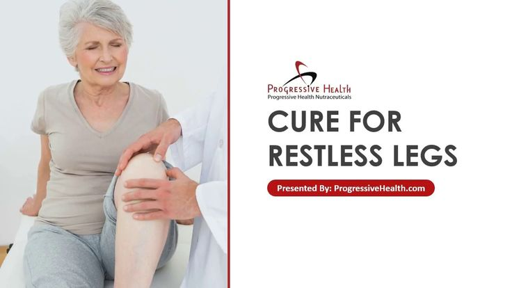 Cure for Restless Legs - Restless leg syndrome (RLS) affects millions of people of all over the world. Many wonder if there is an RLS cure. We explore whether or not there is currently a cure for RLS.