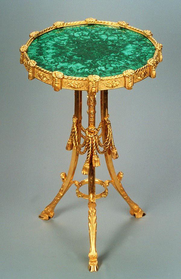 Image detail for -Russian Malachite furniture, Malachite decoration, Collectibles ...