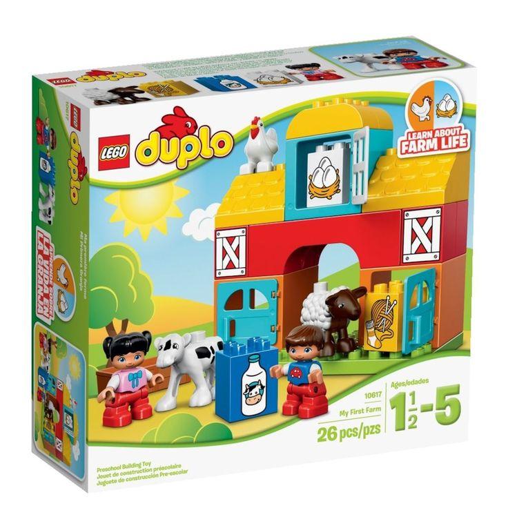 LEGO DUPLO My First Farm (10617) #Lego