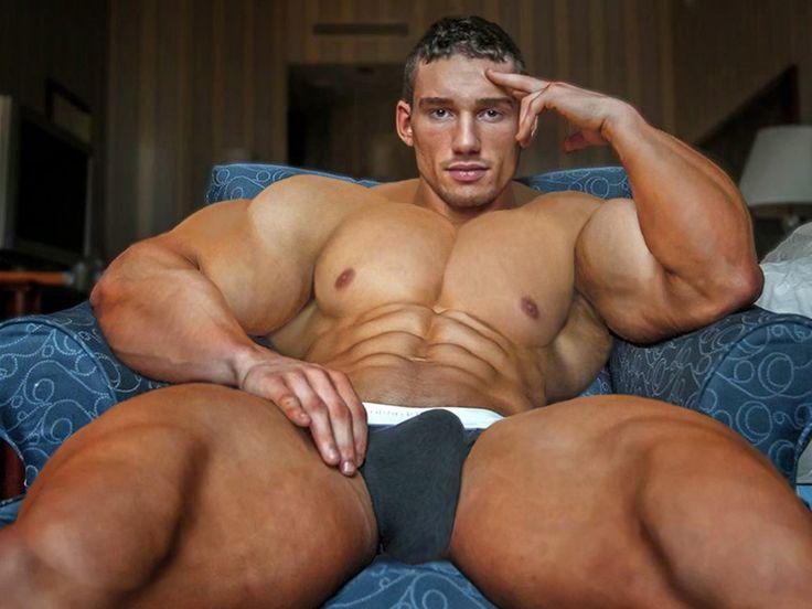 Gay movie post bodybuilder