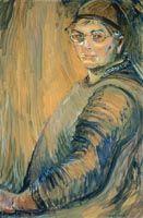 Carr, Emily - Autoportrait - Musée des Beaux-Arts du Canada, Ottawa
