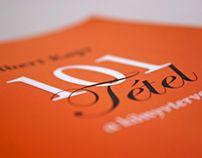 Albert Kapr - 101 Items for Book Design