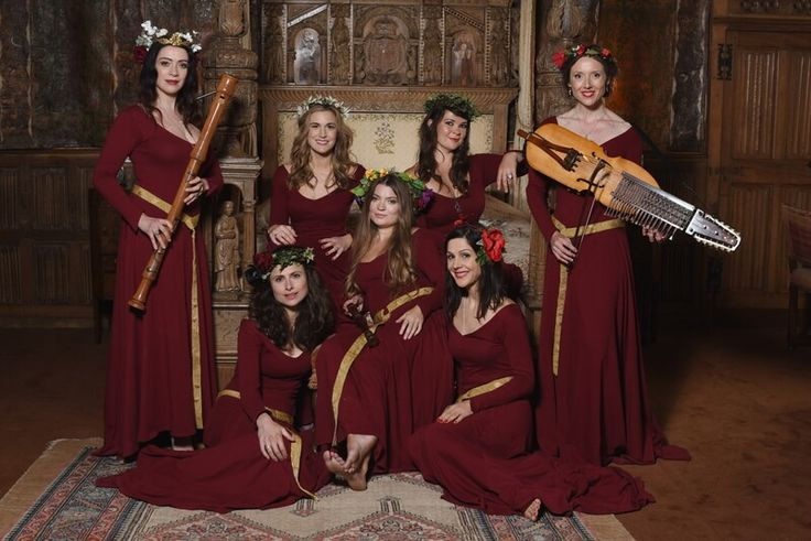BN1 chats to...Mediaeval Baebes   Brighton   Events