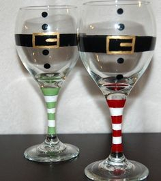 craft wine glasses - Google Search