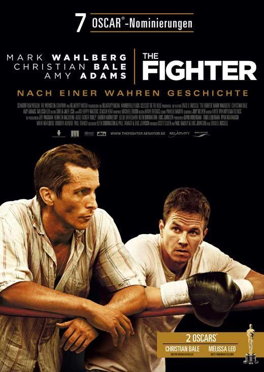 The Fighter (German) 27x40 Movie Poster (2010)