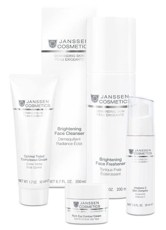 #janssen #cosmetics #beauty #face #creme #skin #care