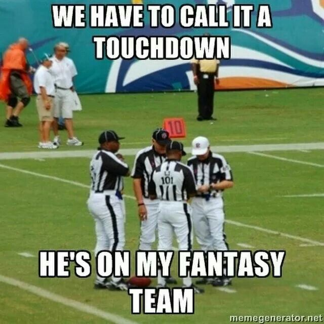 Ravens always get the bad calls now we know why!