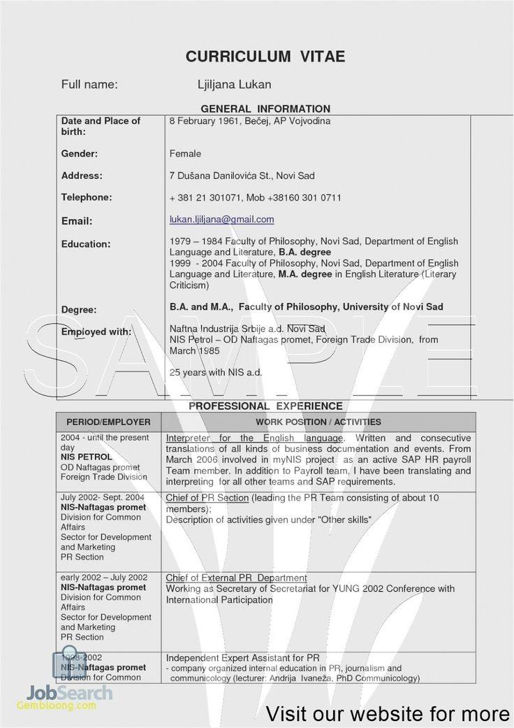 Job Seekers Resumes in Coimbatore in 2020 Job seeker