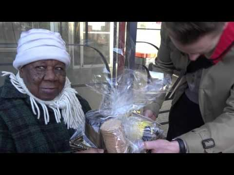 #TheDowneyShow: Ep 3 Handing Out Christmas Gifts - YouTube