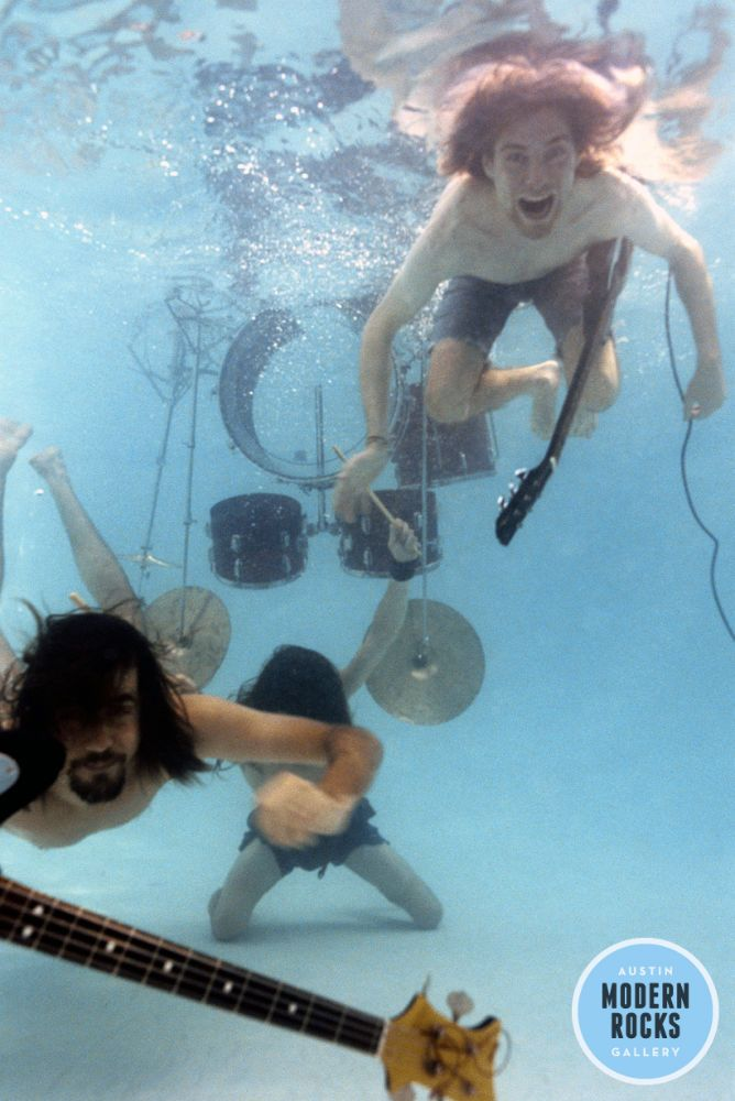 "Musica Nirvana And: Nirvana ""Nevermind"" Outtakes By Kirk Weddle"