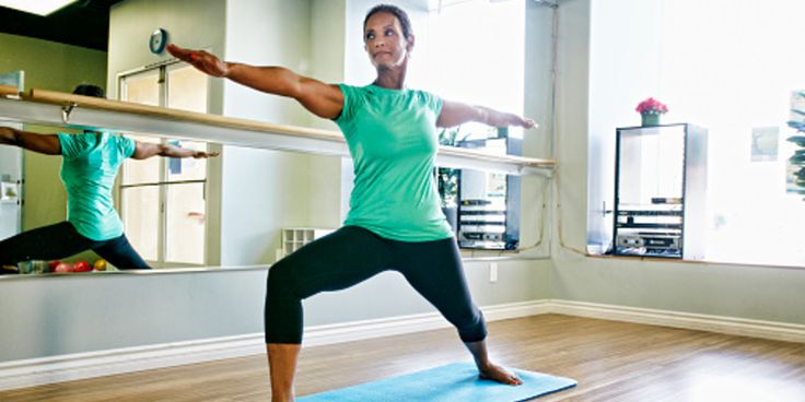 There's no better yoga in the a.m. than Surya Namaskara, also know as sun salutation. In this video, Kristin McGee flows through a super sculpting 10-minute sun salutation that will kickstart your morning faster than a cup of joe!