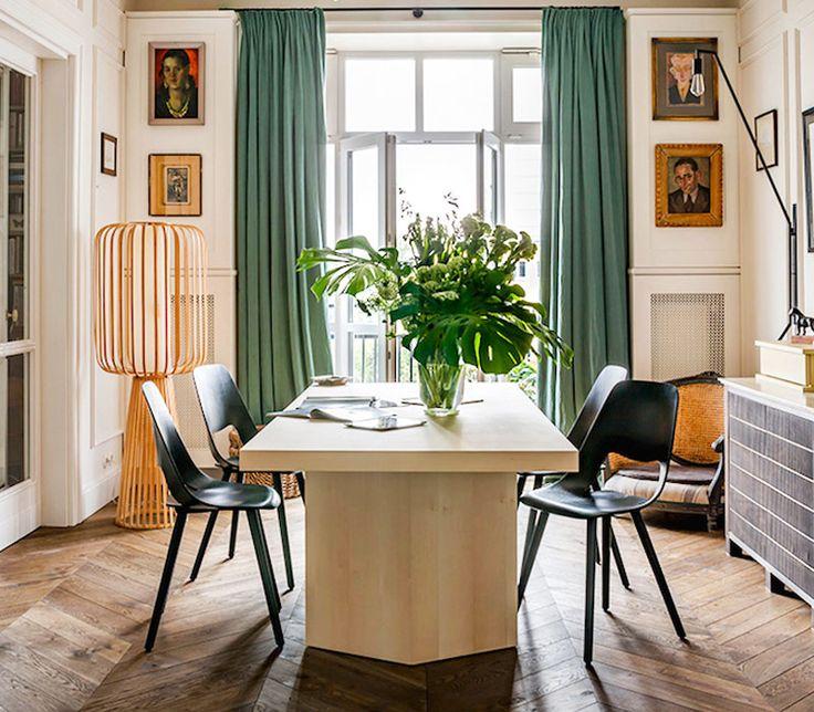 Ένα διαμέρισμα με αισθητική μεσοπολέμου - http://ipop.gr/themata/frontizw/ena-diamerisma-esthitiki-mesopolemou/