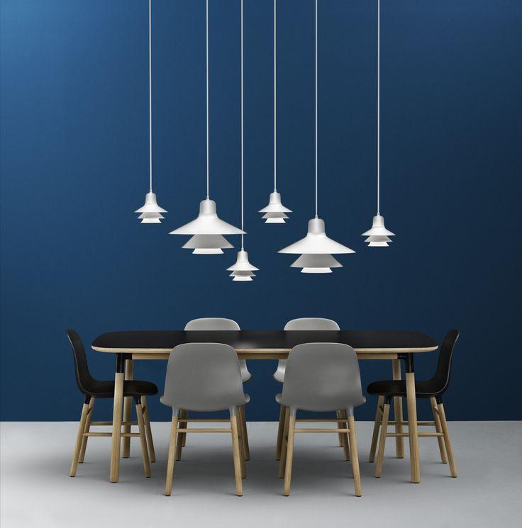 """Der Tisch """"Form"""" von normann Copenhagen hat 2016 bereits 2 Design-Awards gewonnen. #Zeitlos #schlichtesDesign"""