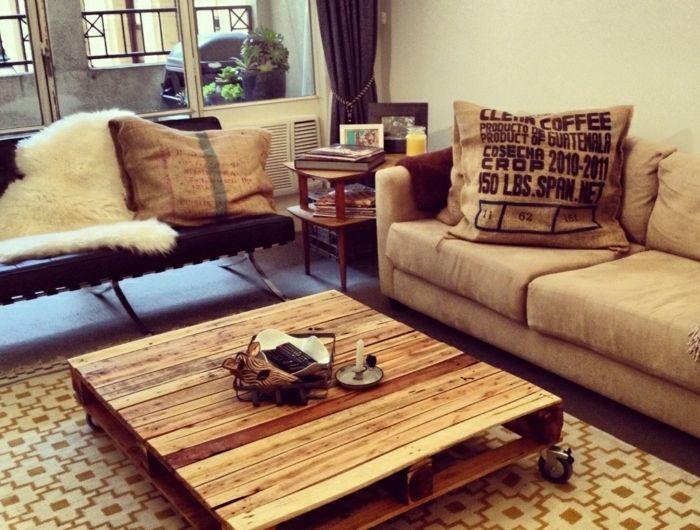 les 25 meilleures id es de la cat gorie table basse palette sur pinterest table palette table. Black Bedroom Furniture Sets. Home Design Ideas
