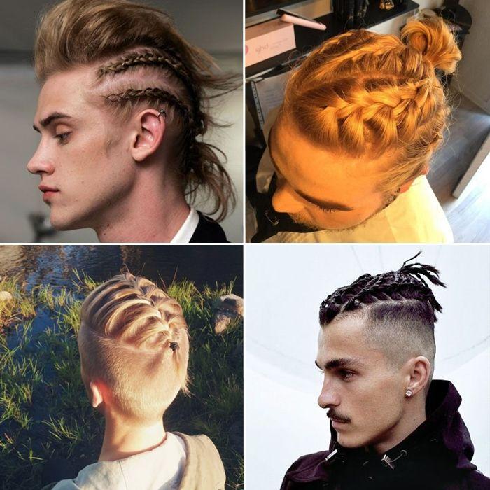 A moda masculina está realmente crescendo cada vez mais, em se tratando de cabelos então, mais rápido ainda. Até um tempo atrás não se via...