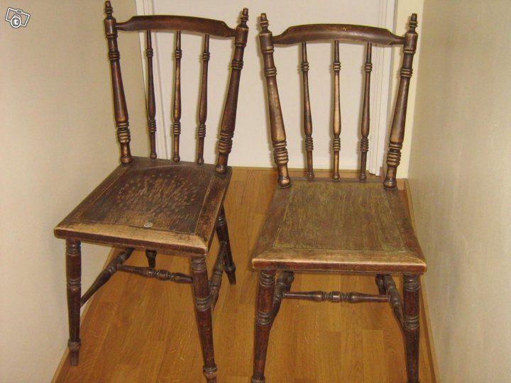 Billnäsin tuolit