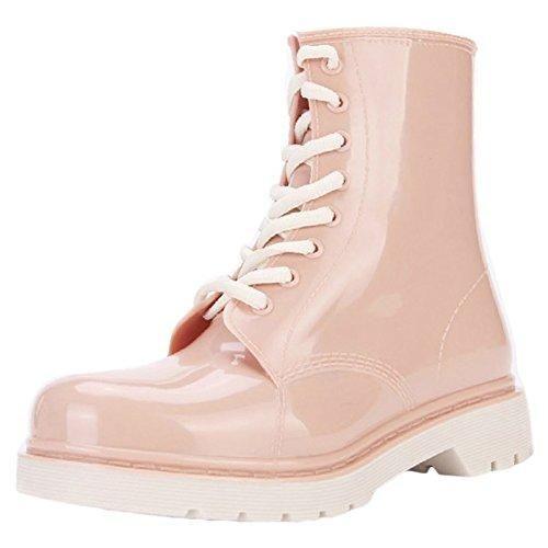 Oferta: 15.12€. Comprar Ofertas de Scothen Botas de mujer Boots Botas Diesel Botas de lluvia Botas de Chelsea Botas de lluvia de invierno Wellies Botas de goma barato. ¡Mira las ofertas!