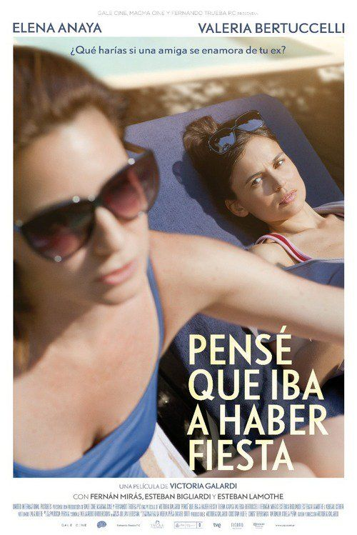 Watch Pensé que iba a haber fiesta 2013 Full Movie Online Free