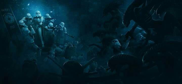 Empire vs Aliens