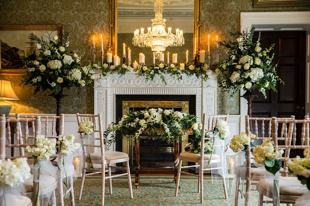 Luxury And Old World Charm Weddings At The K Club In Kildare Onefabday Com Ireland In 2020 Irish Wedding Venues Country House Wedding Venues Ceremony Spaces