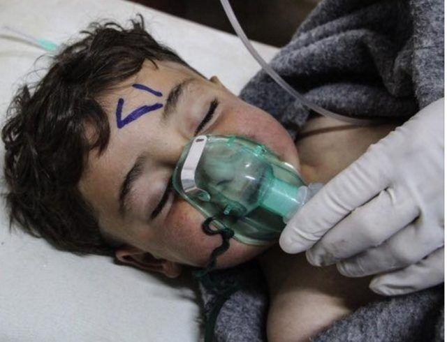 Υπάρχει κι αυτή η εκδοχή για τη Συρία, τον Τραμπ, τα χημικά και τους Σουηδούς γιατρούς