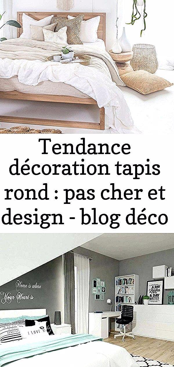 Tendance Decoration Tapis Rond Pas Cher Et Design Blog Deco