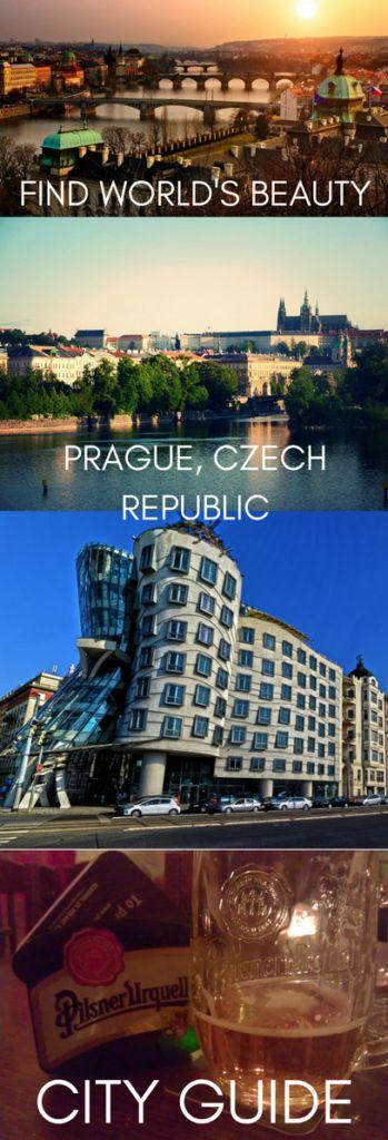 The Golden City: Prague city guide – Find World's Beauty